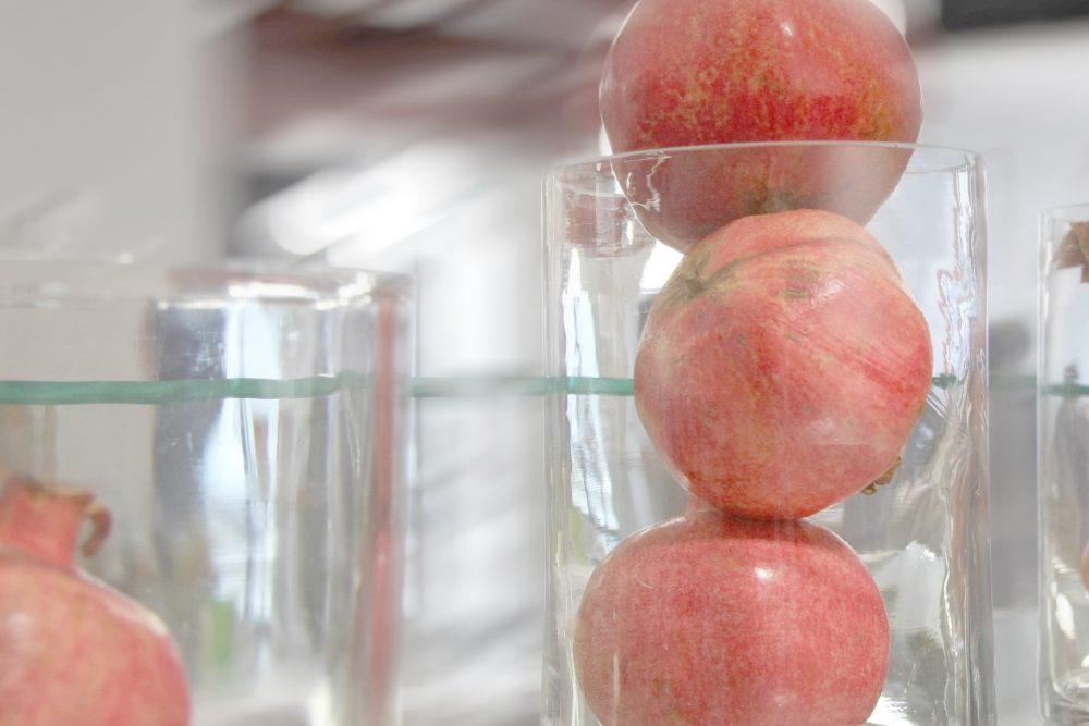 Grapefruits in einer Schale.