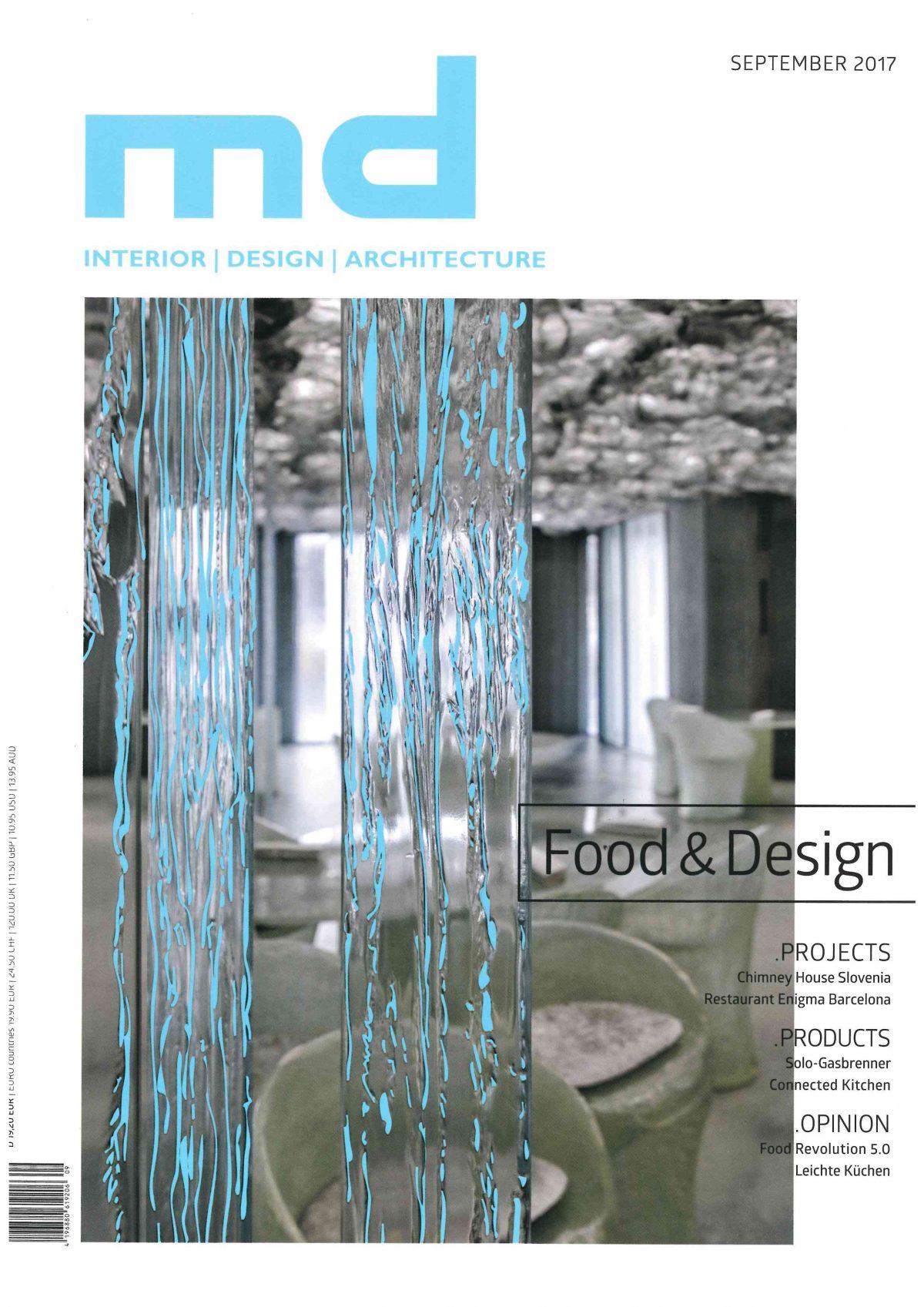 Titelseite md-Zeitschrift