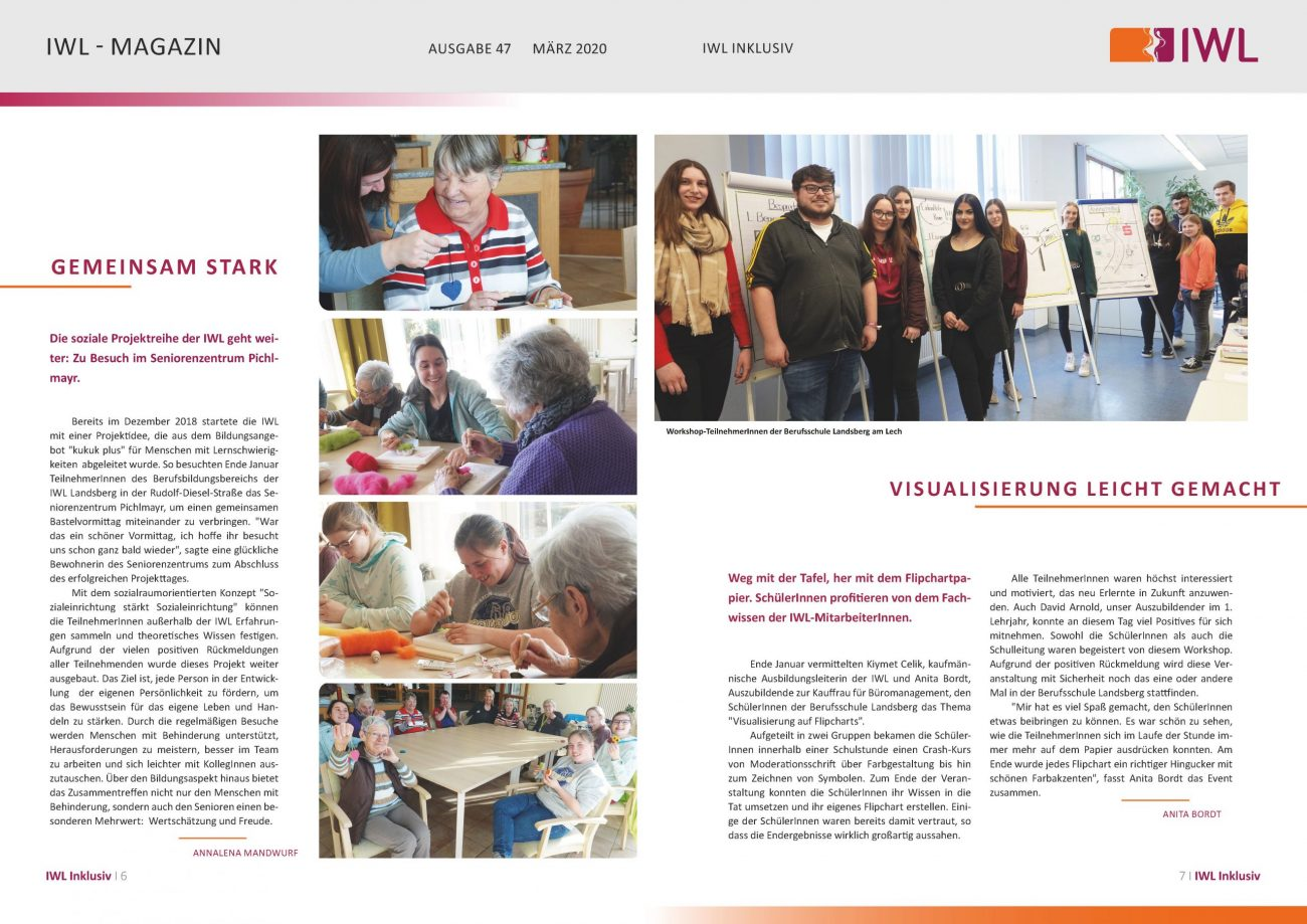 IWL-Magazin März 2020