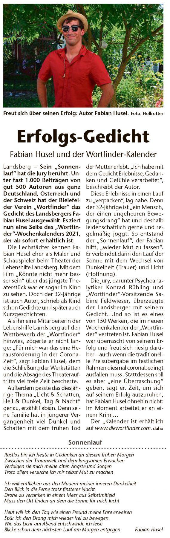 Fabian Husel IWL Kreisbote