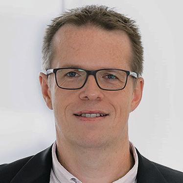 Markus Tröbesberger Feritungsleiter der IWL
